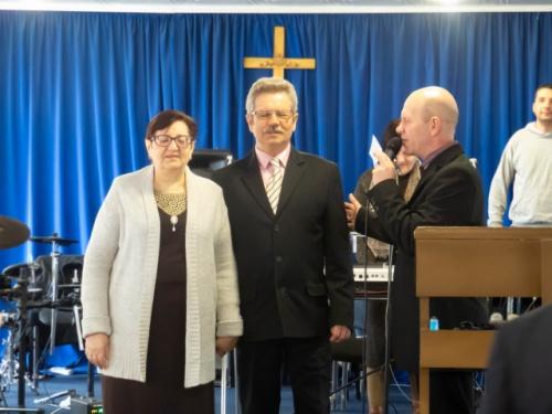 40-летие брака,Тоичкины Анатолий и Лариса.